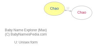 Baby Name Explorer for Chao