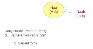 Baby Name Explorer for Naa