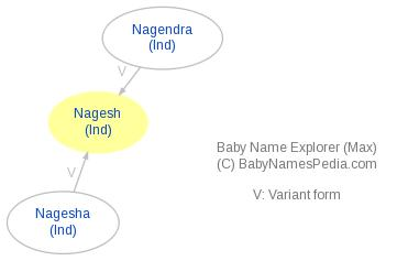 Baby Name Explorer for Nagesh