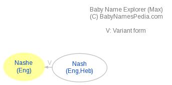 Baby Name Explorer for Nashe