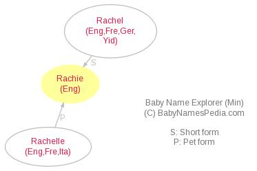 Baby Name Explorer for Rachie