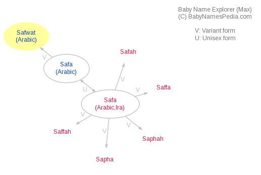 Baby Name Explorer for Safwat