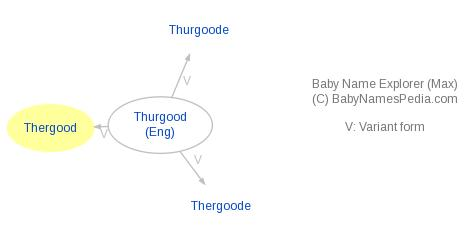Baby Name Explorer for Thergood