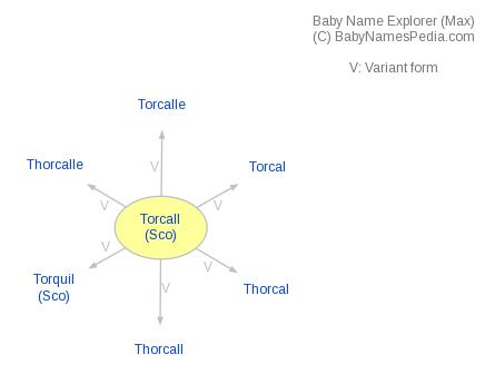 Baby Name Explorer for Torcall