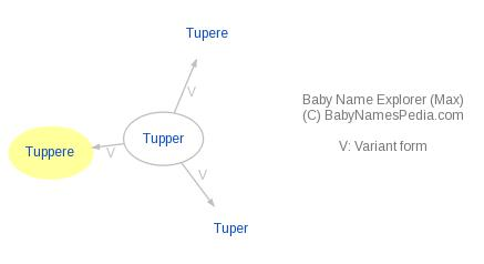 Baby Name Explorer for Tuppere