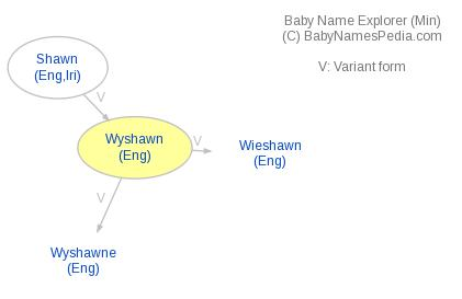 Baby Name Explorer for Wyshawn