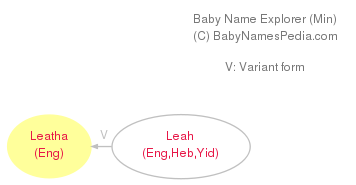 Baby Name Explorer for Leatha