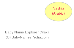 Baby Name Explorer for Nashia