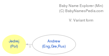 Baby Name Explorer for Jedrej