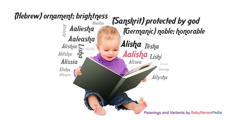 Meaning of the name Aalisha
