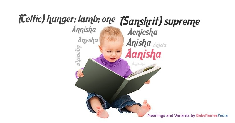Meaning of the name Aanisha