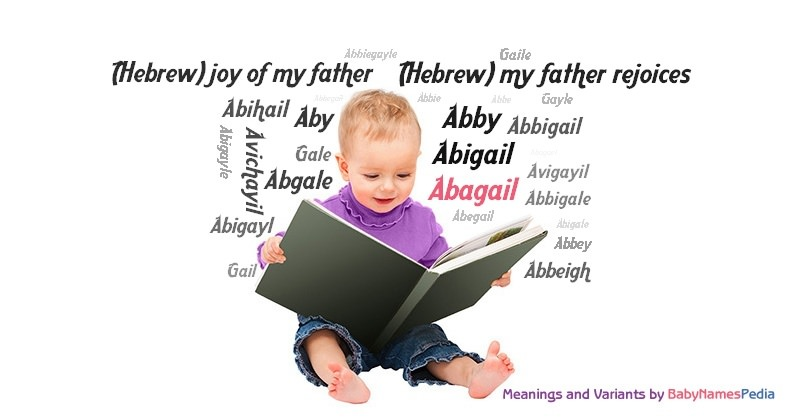 Meaning of the name Abagail