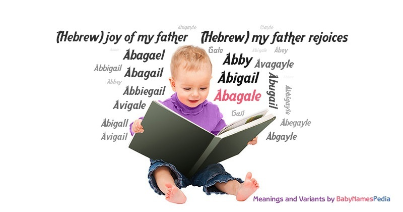 Meaning of the name Abagale