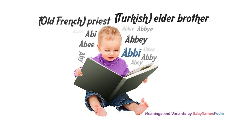 Meaning of the name Abbi
