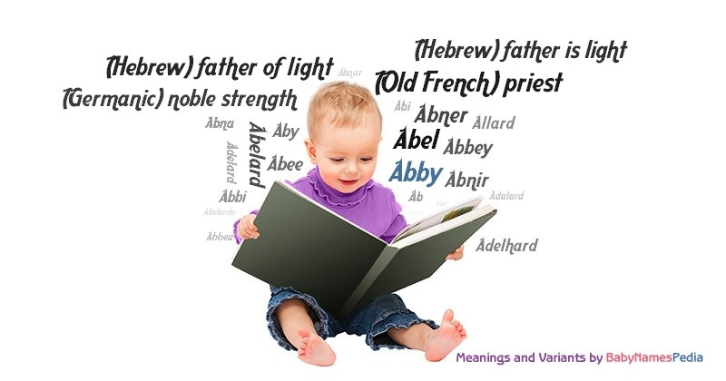 Meaning of the name Abby