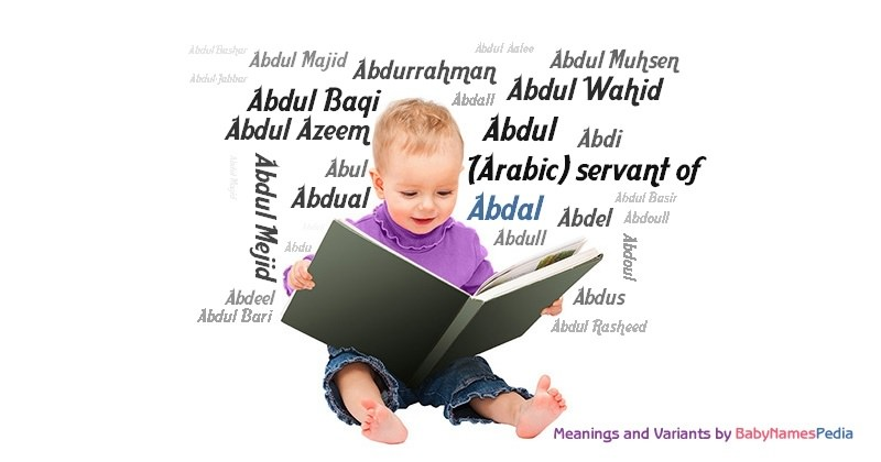 Meaning of the name Abdal
