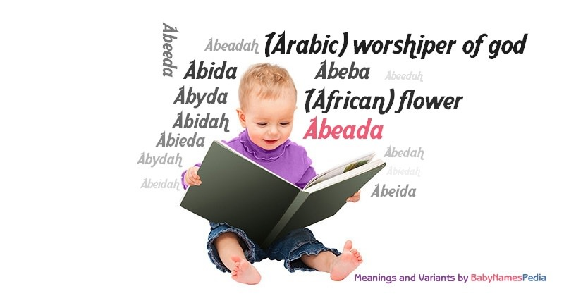 Meaning of the name Abeada