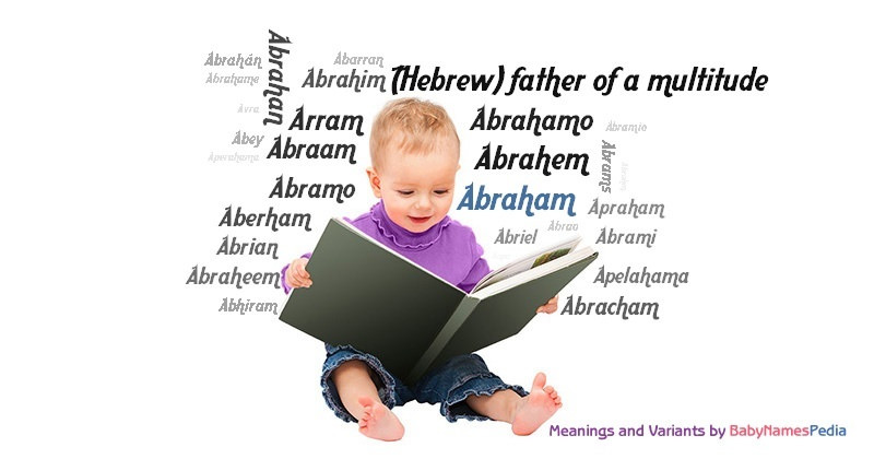 Meaning of the name Abraham