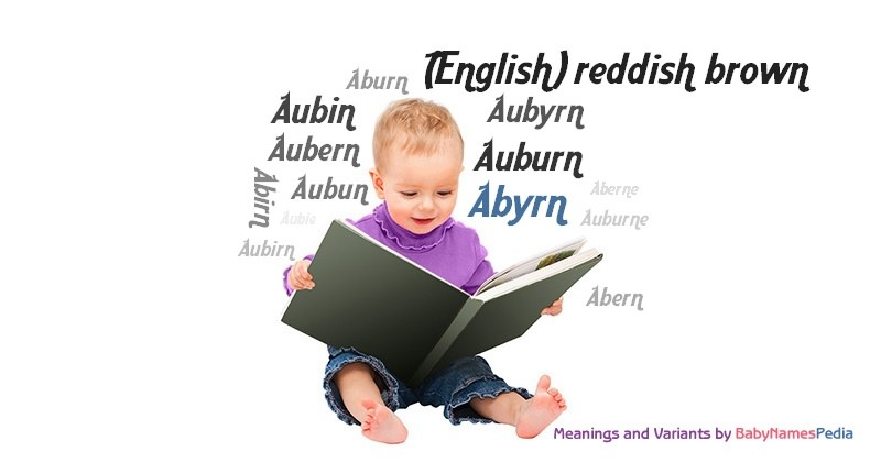 Meaning of the name Abyrn