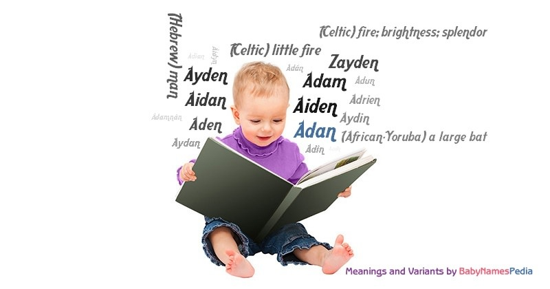Meaning of the name Adan