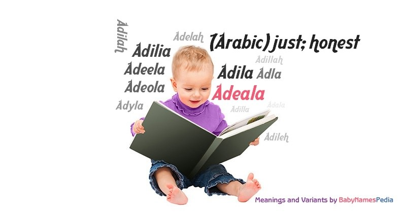 Meaning of the name Adeala