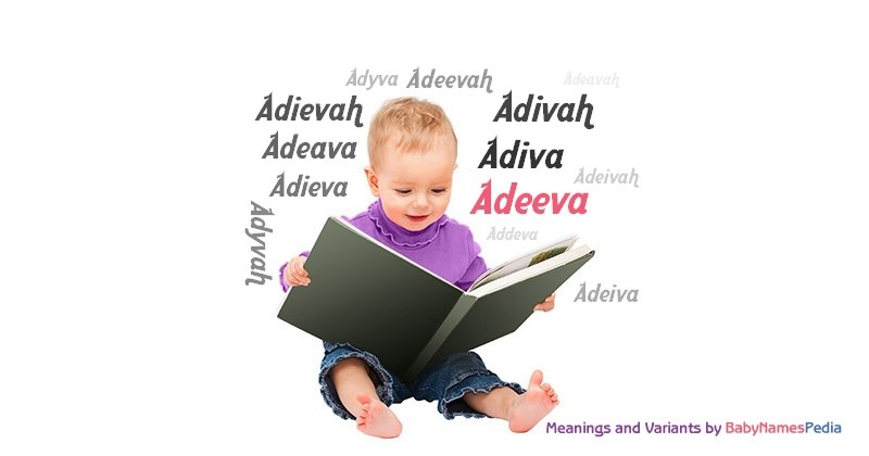 Meaning of the name Adeeva