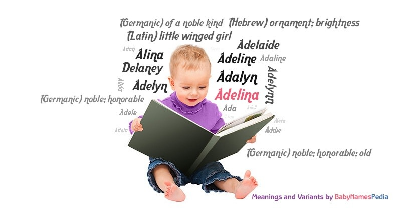 Meaning of the name Adelina