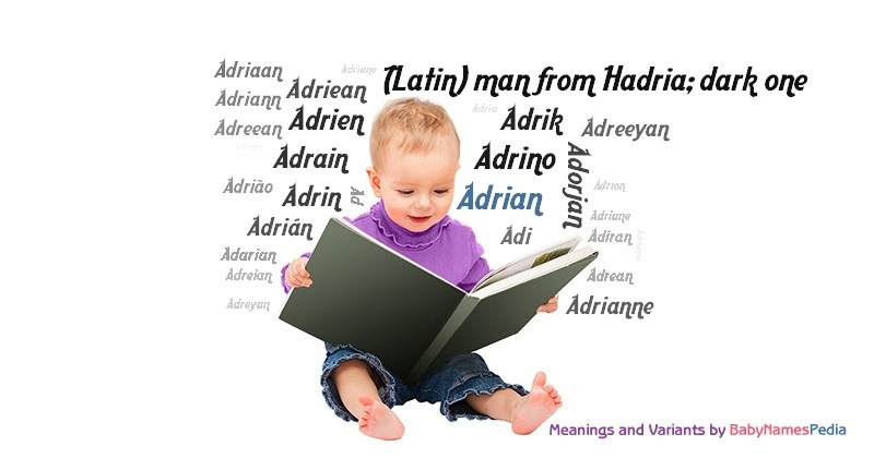 Meaning of the name Adrian