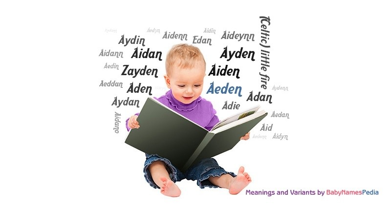 Meaning of the name Aeden
