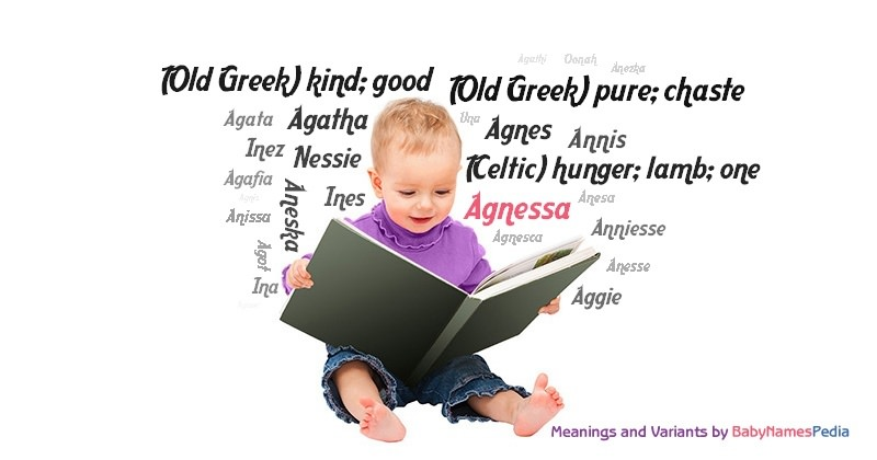 Meaning of the name Agnessa