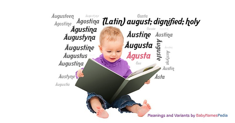 Meaning of the name Agusta