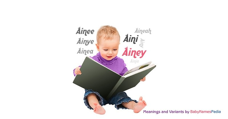 Meaning of the name Ainey