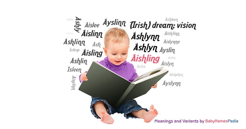 Meaning of the name Aishling