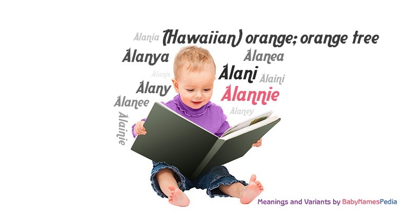Meaning of the name Alannie