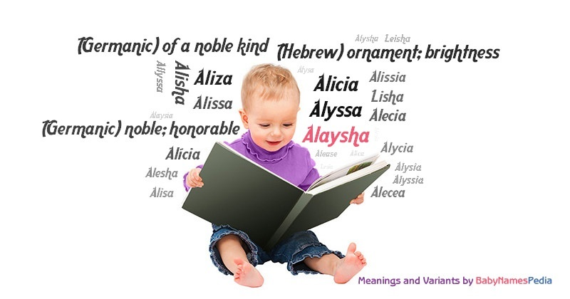 Meaning of the name Alaysha