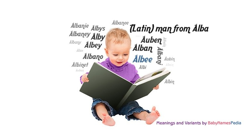 Meaning of the name Albee