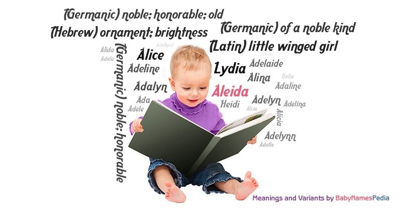 Meaning of the name Aleida
