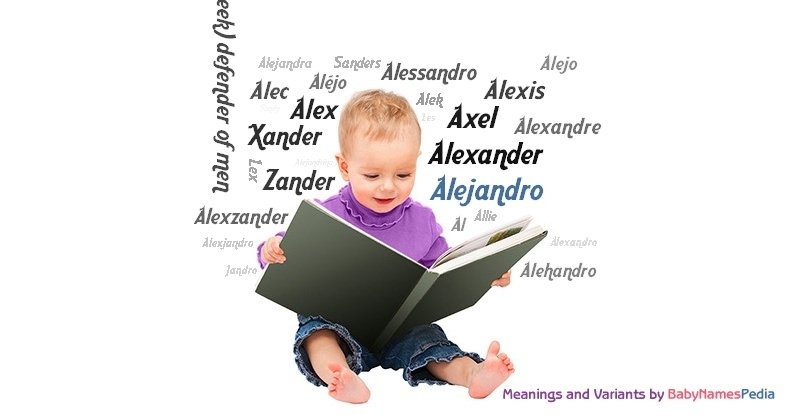Meaning of the name Alejandro