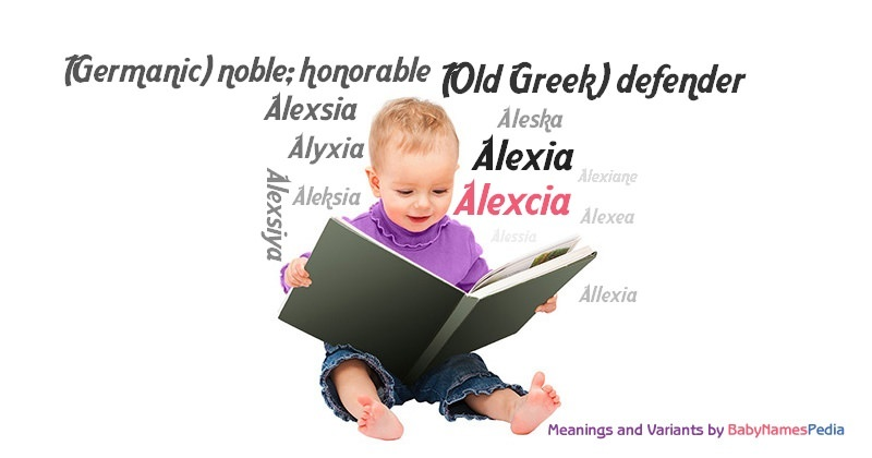 Meaning of the name Alexcia