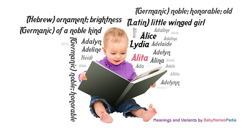 Meaning of the name Alita