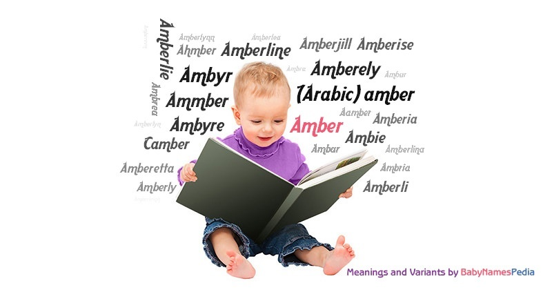 Amber - Meaning of Amber, What does Amber mean? | 800 x 420 jpeg 38kB