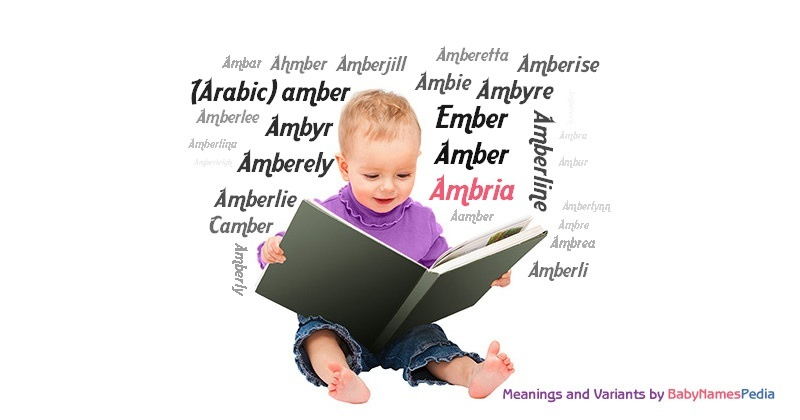 Meaning of the name Ambria