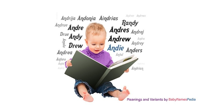 Meaning of the name Andie