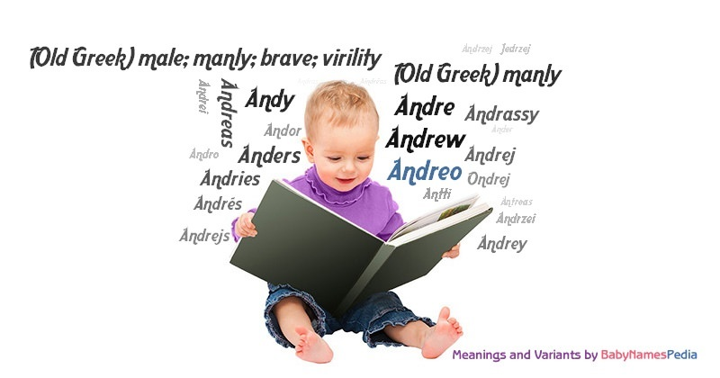 Meaning of the name Andreo