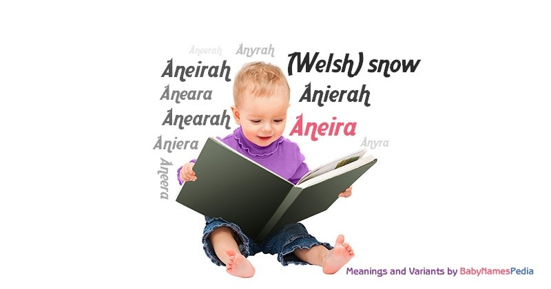 Meaning of the name Aneira