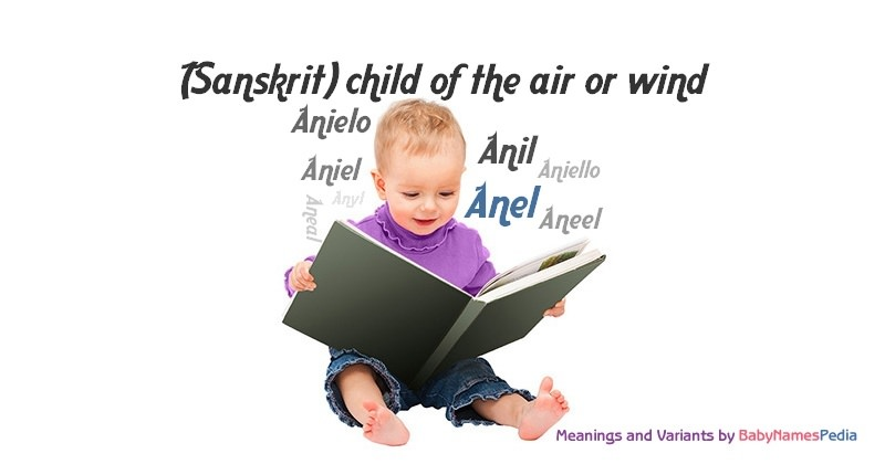Meaning of the name Anel