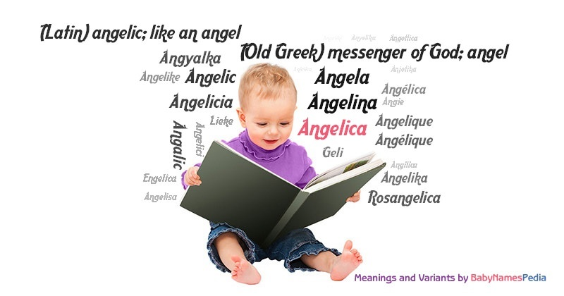 Meaning of the name Angelica
