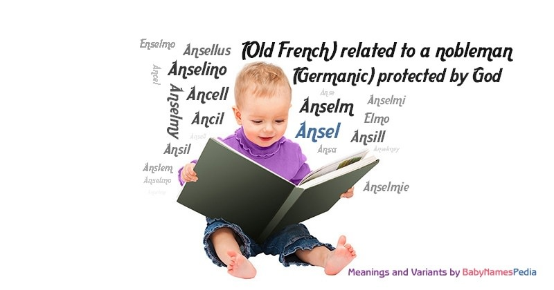 Meaning of the name Ansel