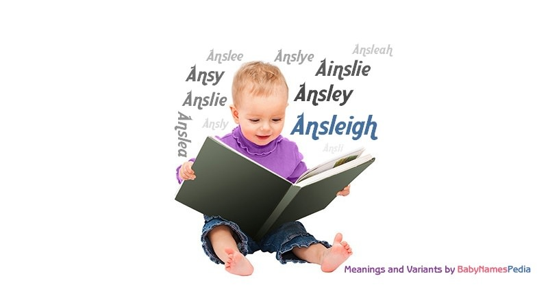 Meaning of the name Ansleigh
