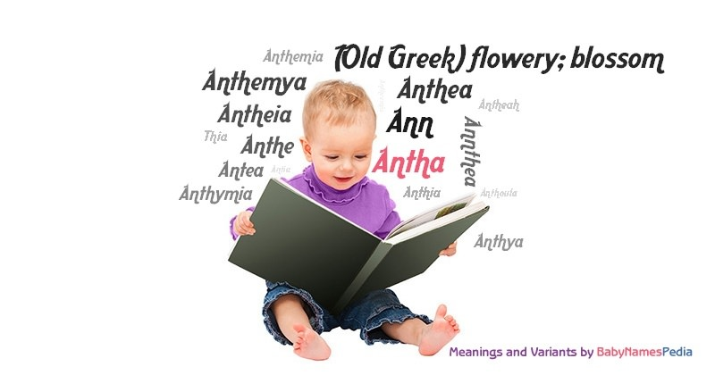 Meaning of the name Antha